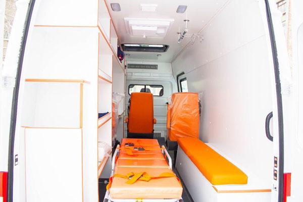 Медицинское такси в Истре