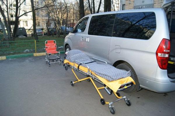 Служба перевозки больных в Дмитрове