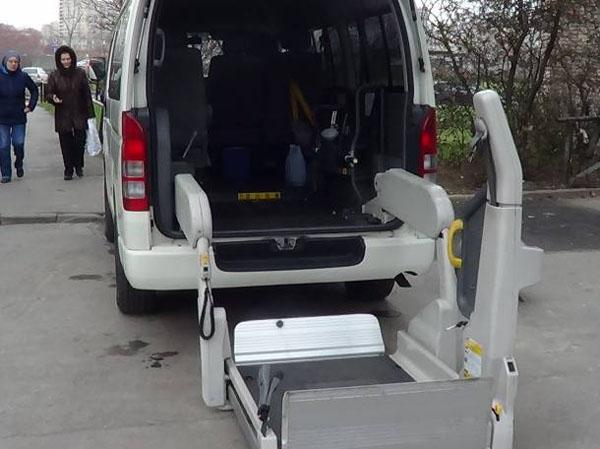Медицинские скорые перевозки лежачих и инвалидов в колясках в Домодедово