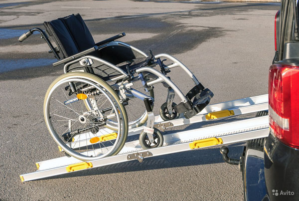 Перевозка инвалидов в Москве и области – машины для инвалидов-колясочников