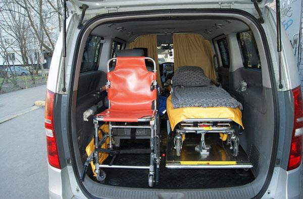 Перевозка лежачих больных в Жуковском