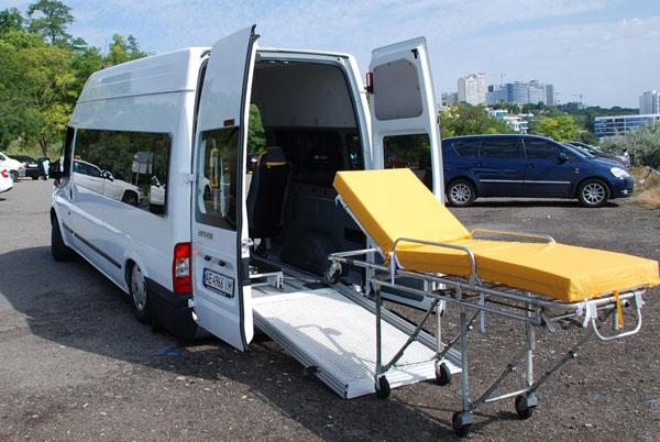Медицинское такси в Долгопрудном