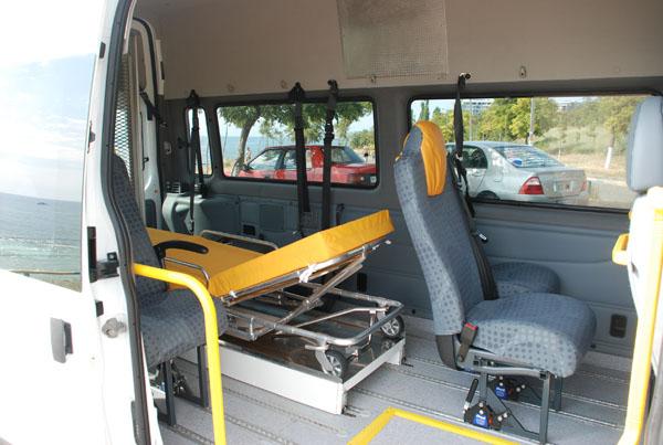 Перевозка лежачих больных в городе Видное