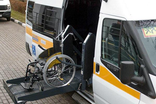 Перевозка инвалидов в Котельниках
