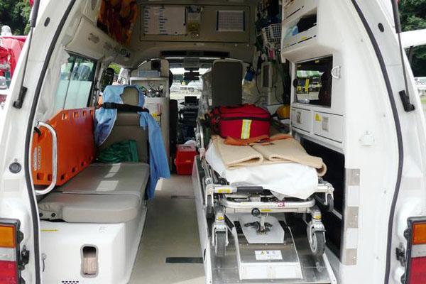 Медицинское такси в Дубне