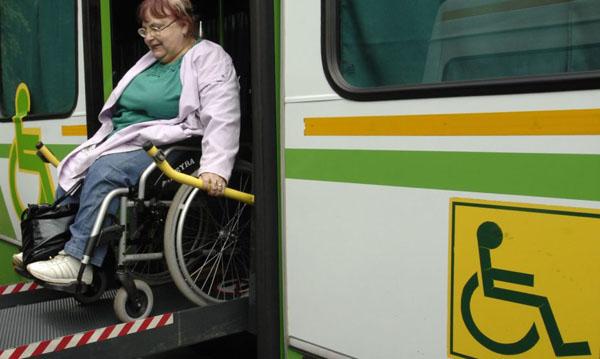 Перевозка инвалидов в Ивантеевке