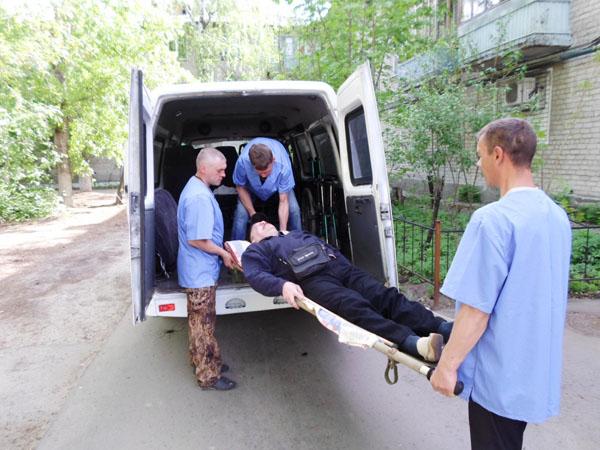 Служба перевозки лежачих больных в Королеве