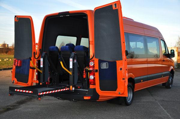 Перевозка инвалидов в Дзержинском