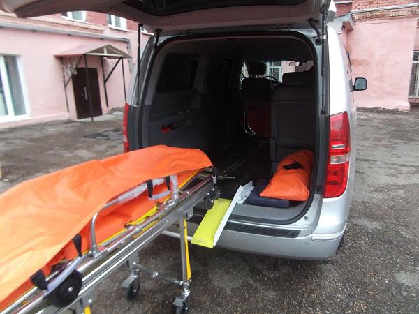 Перевозка лежачих больных в Волоколамске